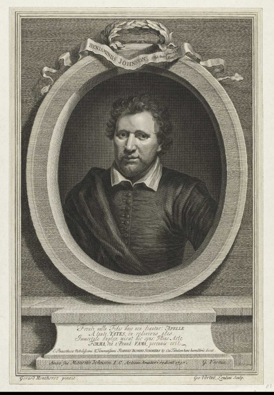 Ben Jonson & The Masque of Blackness