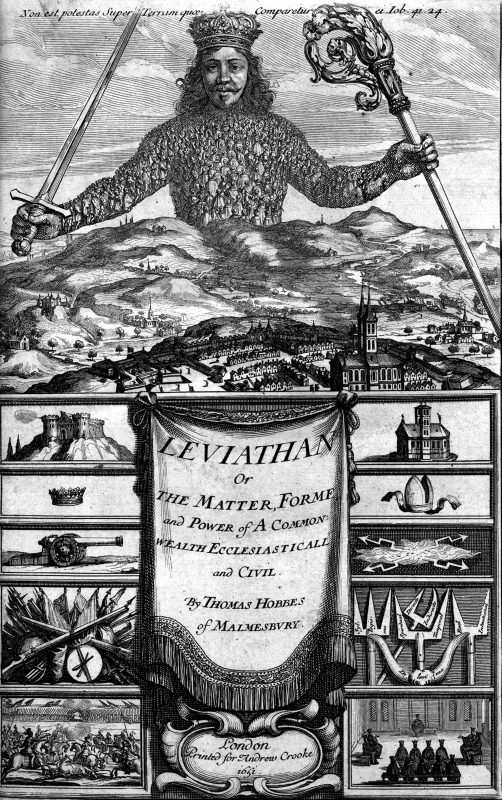 Leviathan – on matter, form and power