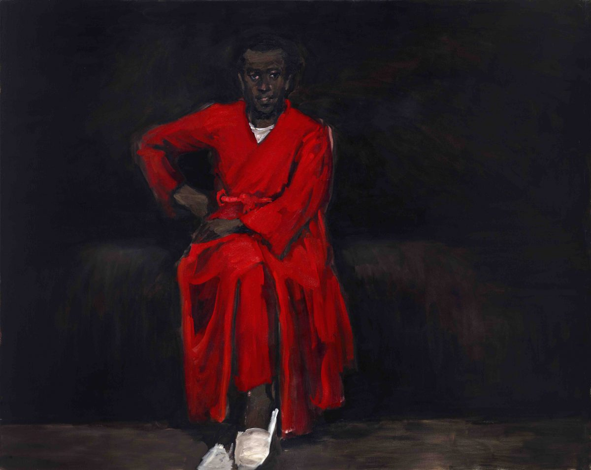 Lynette Yiadom-Boakye, Any Number of Preoccupations, 2010
