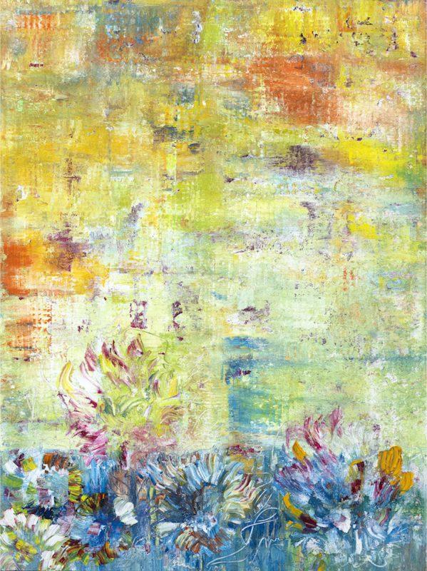 Sassan Behnam-Bakhtiar – Fleurs de l'Âme