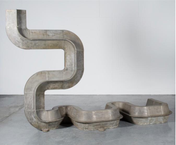Eduardo Paolozzi: Whitechapel Gallery, UK.